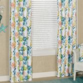Ocho Rios Wide Curtain Pair Multi Bright 100 x 84