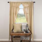 Durham Prairie Curtain Pair Honey