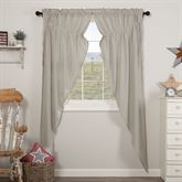 Hatteras Patch Prairie Curtain Pair Light Almond