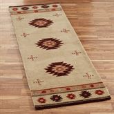 Southwest Diamond Rug Runner