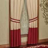 Prestige Tailored Curtain Pair Gold
