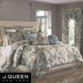 Jordyn Olivia Comforter Set Light Almond