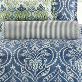 Allegra Tailored Pillow Midnight Neckroll