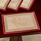 Prestige Placemats Gold Set of Four