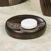 Grandeur Soap Dish Bronze