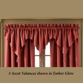 Shelburn Ascot Valance 40 x 21