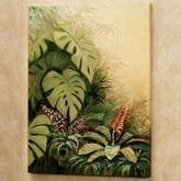 Tropical Haven Indoor Canvas II