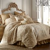 Casablanca Mini Comforter Set Light Almond