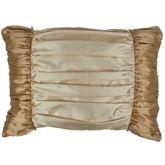 Casablanca Tailored Pillow Light Almond Rectangle