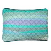 Summer Surf Quilted Sham Multi Cool Standard