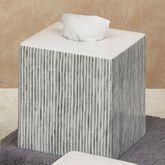 Wainscott Tissue Cover Gray