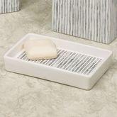Wainscott Soap Dish Gray