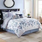 Willow Comforter Set White