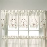 Sunshine Tailored Valance  60 x 14