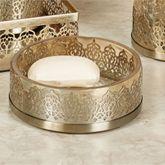 Ingrid Soap Dish Gold