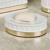 Panache Soap Dish White