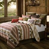 Glenwood Mini Quilt Set Multi Warm