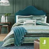Cordoba Forest Coverlet Green