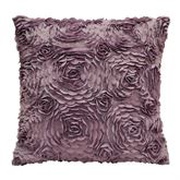 Forget Me Not Tailored Petal Pillow Wisteria 18 Square