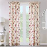 Roselaine Tailored Curtain Pair