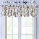 Roselaine Shaped Valance 60 x 18