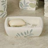 Springtime Soap Dish Light Almond