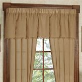 Tipton Semi Sheer Tailored Valance 72 x 16