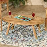 Oceana Coffee Table Only Natural