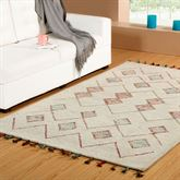 Patna Rectangle Rug Ivory