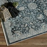Tricia Rectangle Rug Dark Blue
