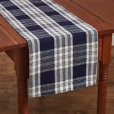 Dylan Plaid Table Runner 13 x 54