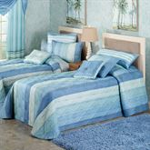 Latitude Throw Bedspread