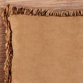 Canyon Ridge Fringed European Sham