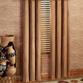 Canyon Ridge Grommet Curtain Pair