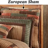 Fusion Piped European Sham