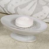 Heirloom Soap Dish Gray