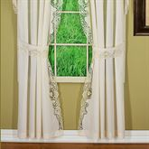 Adriel Tailored Curtain Pair