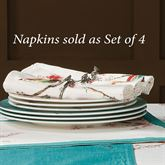 Chirp Napkins Ivory Set of Four