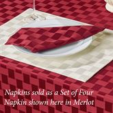 Reflections Napkins Set of Four