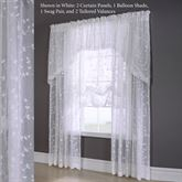 Nataliyah Sheer Tailored Curtain Panel