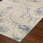 Pavo Rectangle Rug