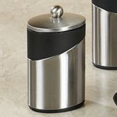 Stainless Steel Covered Jar