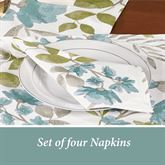 Sasha Napkins Multi Cool Set of Four