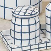 Keagan Cotton Jar Indigo