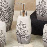 Spectrum Lotion Soap Dispenser Dark Gray