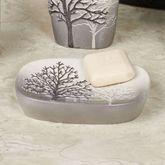 Spectrum Soap Dish Dark Gray