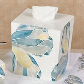 Butterfly Tissue Cover Off White