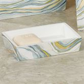Sandstone Soap Dish Multi Cool