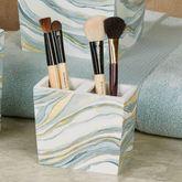 Sandstone Brush Holder Multi Cool