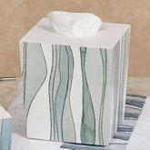 Tidelines Tissue Cover White